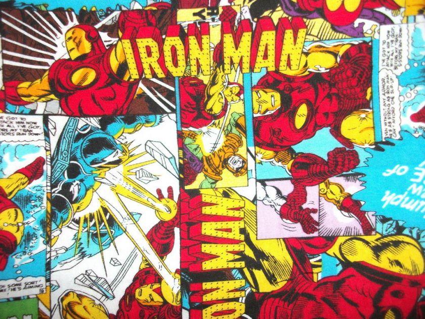 Iron Man Marvel Comic Books Mens Lounge Pajama Pants XL